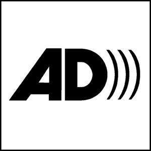 American Audio Description logo